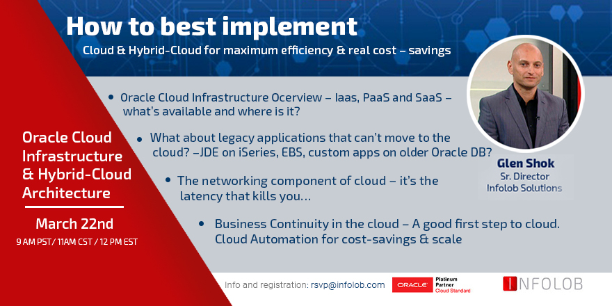 How to best implement Cloud/Hybrid Cloud for maximum efficiency and real cost