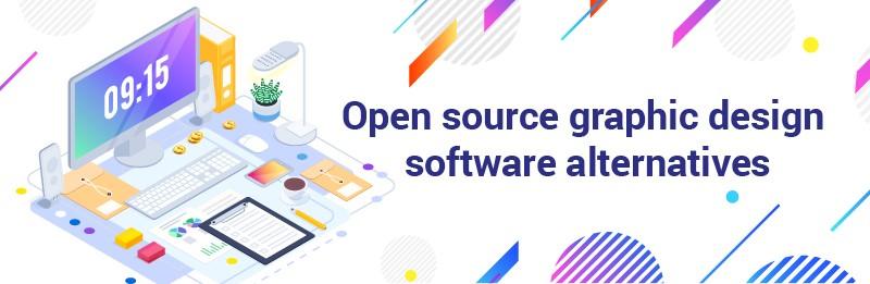 Open source graphic design software alternatives
