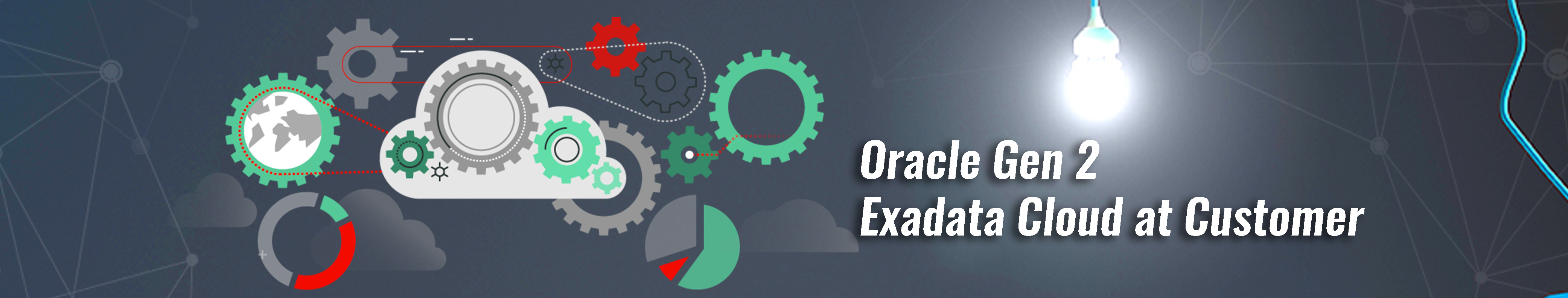 Oracle Gen2 Exadata Cloud@Customer – An Enticing Digital Transformation Tool
